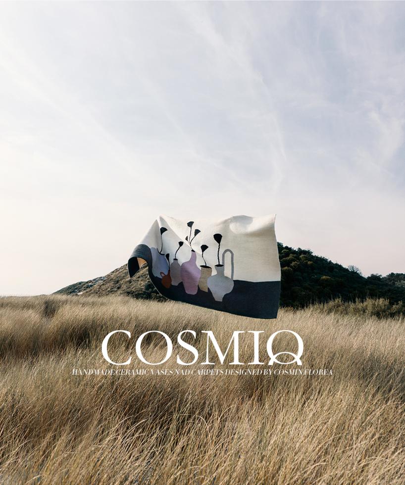 cosmiq by cosmin florea rugs still life rug